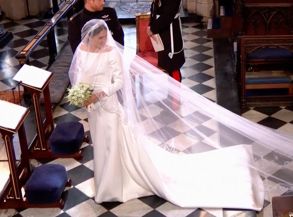 That Dress! From Prince Harry And Meghan Markle's Royal
