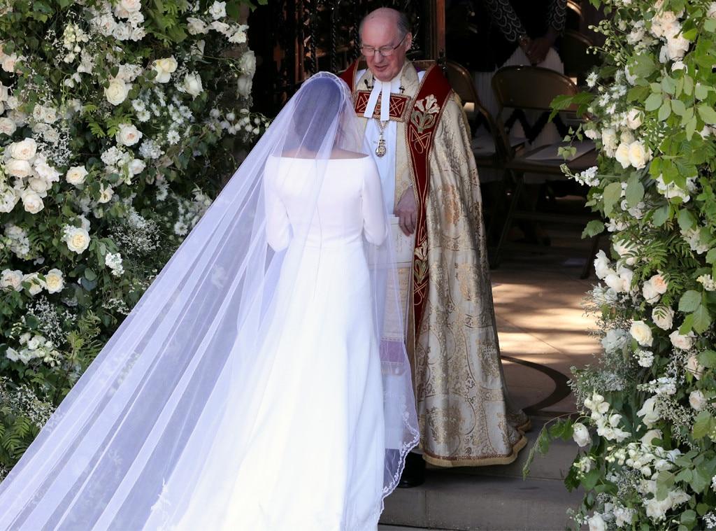 Meghan Markle, Royal Wedding, St George's Chapel