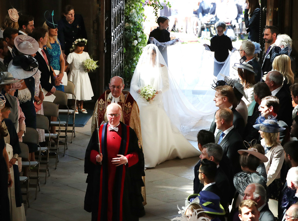 ESC: Meghan Markle, Wedding