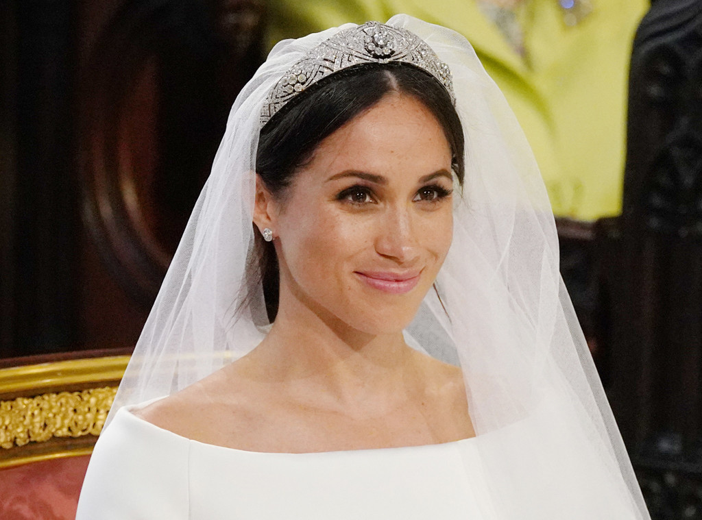 ESC: Meghan Markle, Wedding, beauty