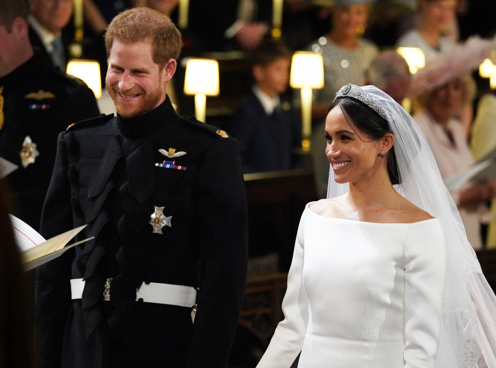 Meghan Markle, Prince Harry, Royal Wedding