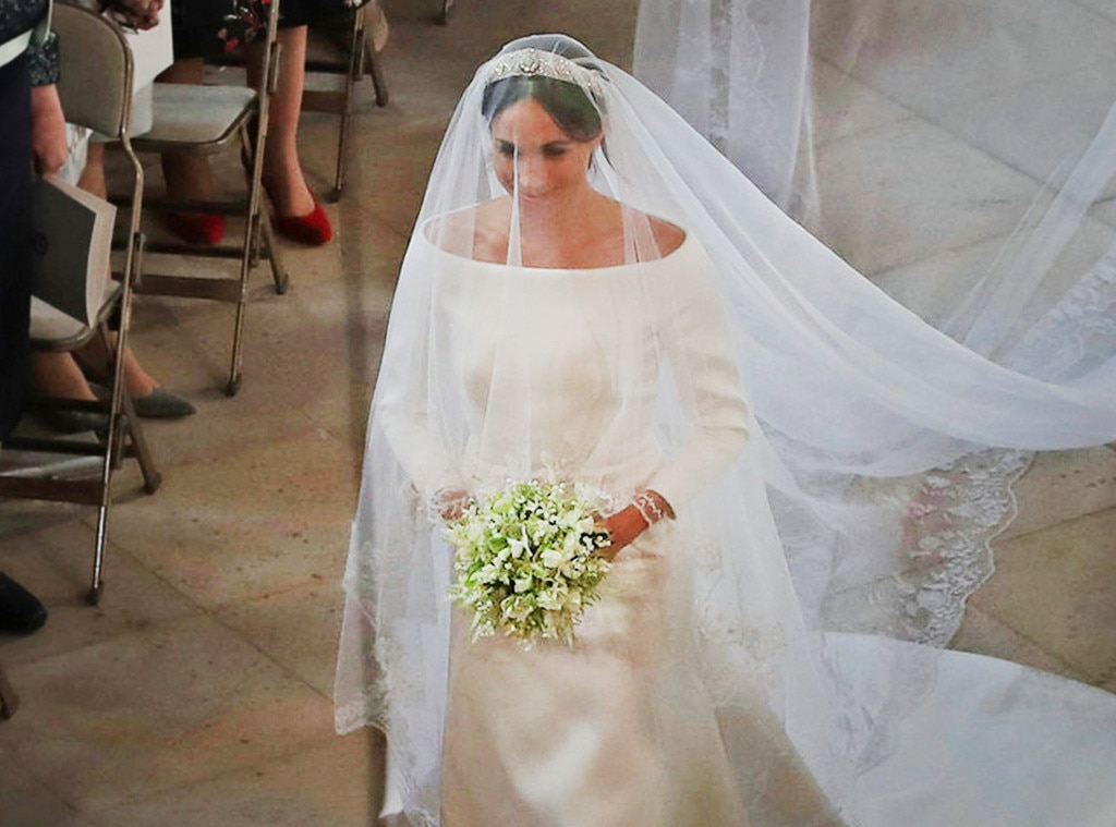 ESC: Meghan Markle, Wedding, fashion