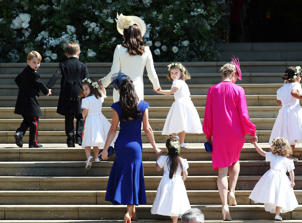 ESC: Kate Middleton, Prince George, Princess Charlotte