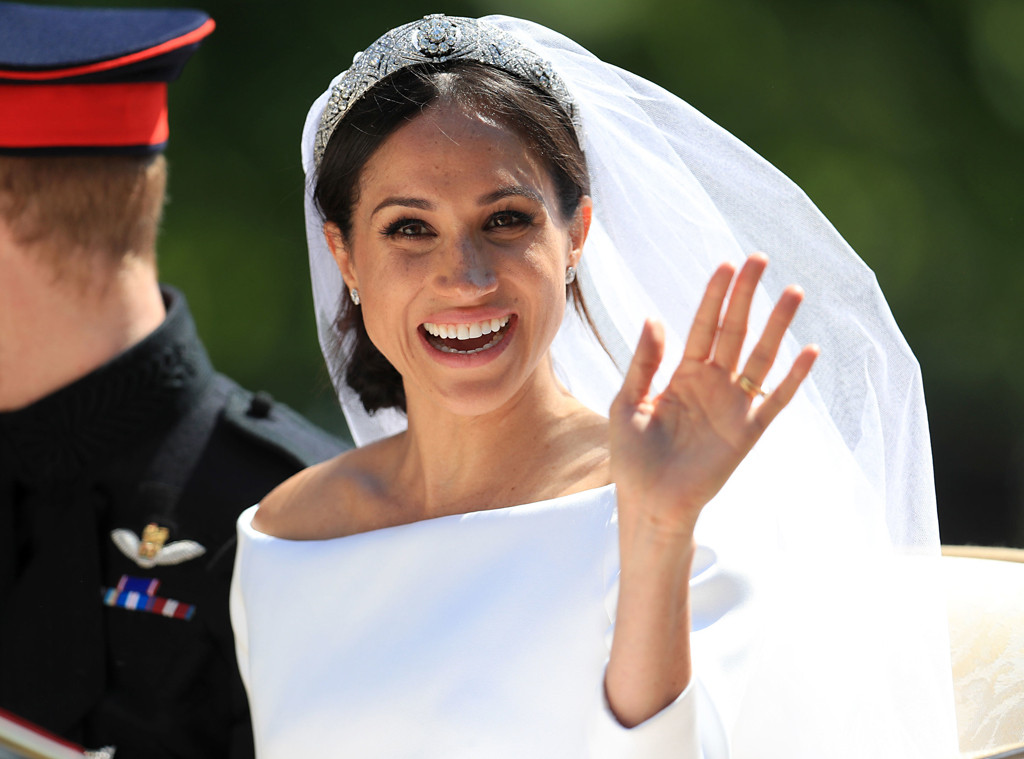 Meghan Markle Commissioned The Perfect Royal Wedding Gift For Her
