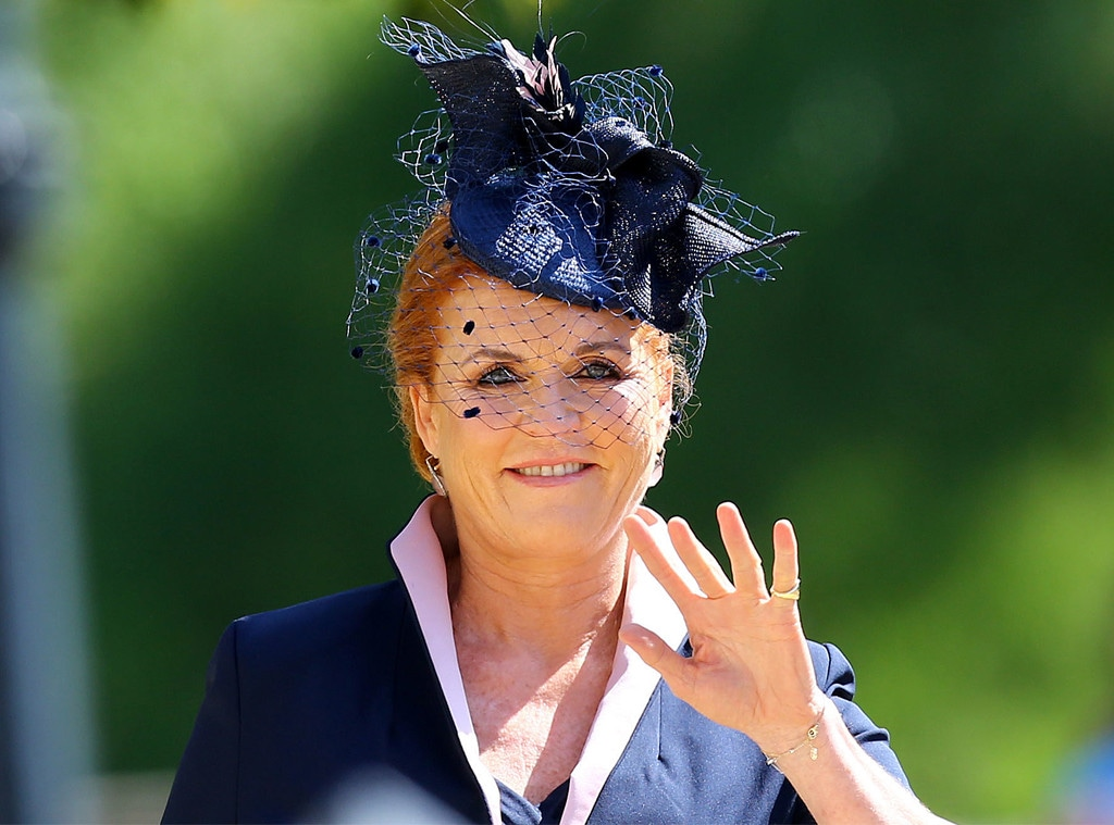 Sarah Ferguson, Sarah Duchess of York, Royal Wedding