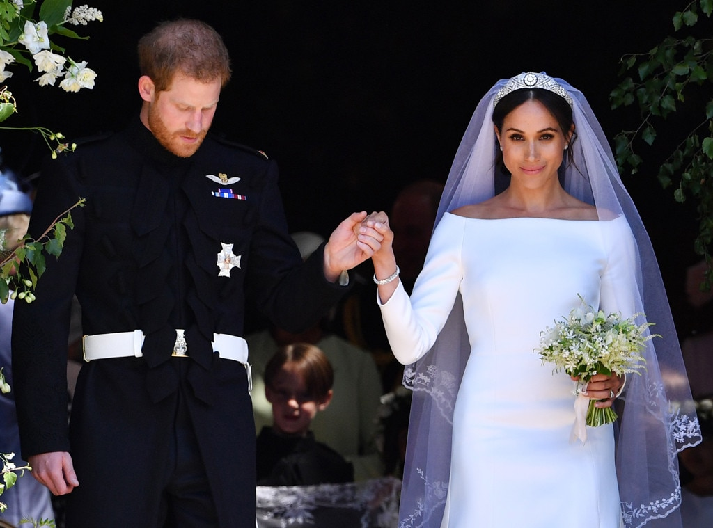 ESC: Prince Harry, Meghan Markle