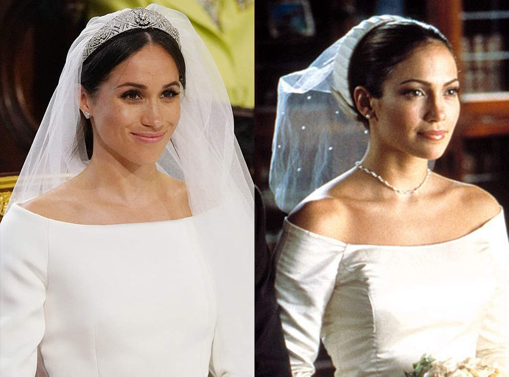Meghan Markle, Jennifer Lopez, Royal Wedding, The Wedding Planner