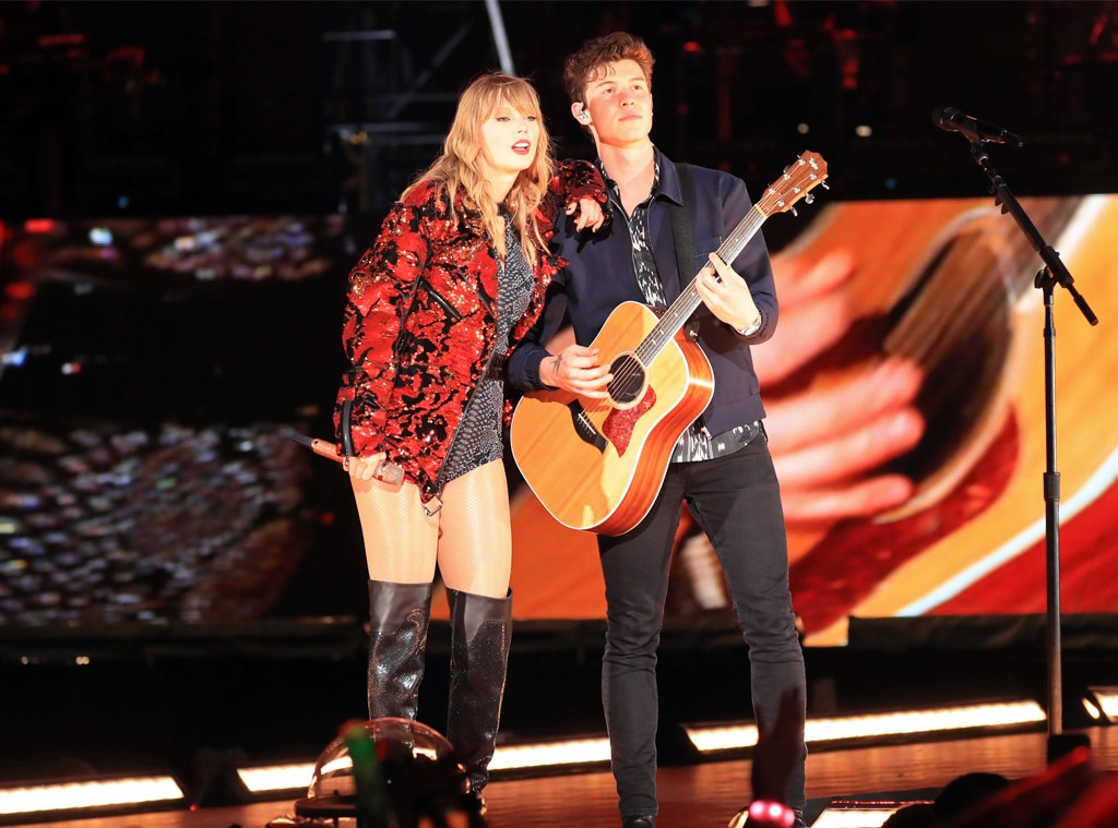 Taylor Swift, Shawn Mendes, Reputation Tour