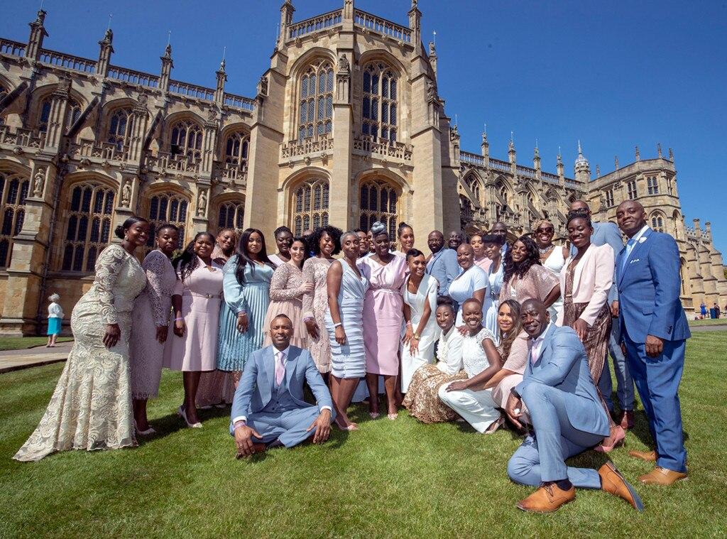 Kingdom Choir , Royal Wedding