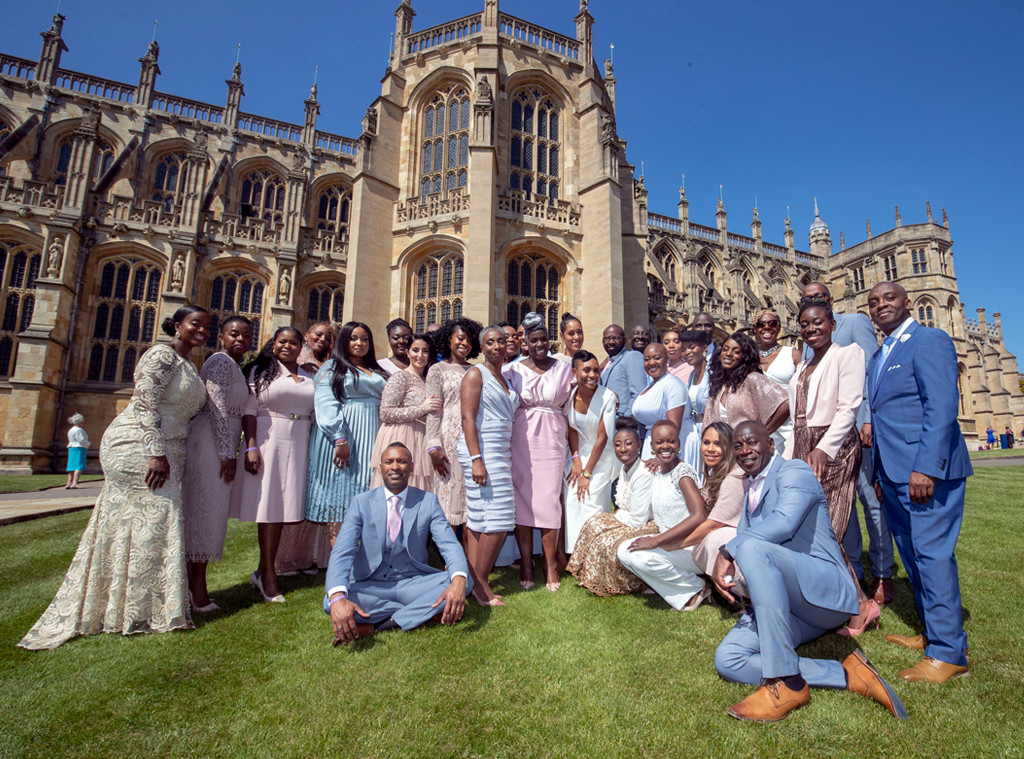 Kingdom Choir , Royal Wedding