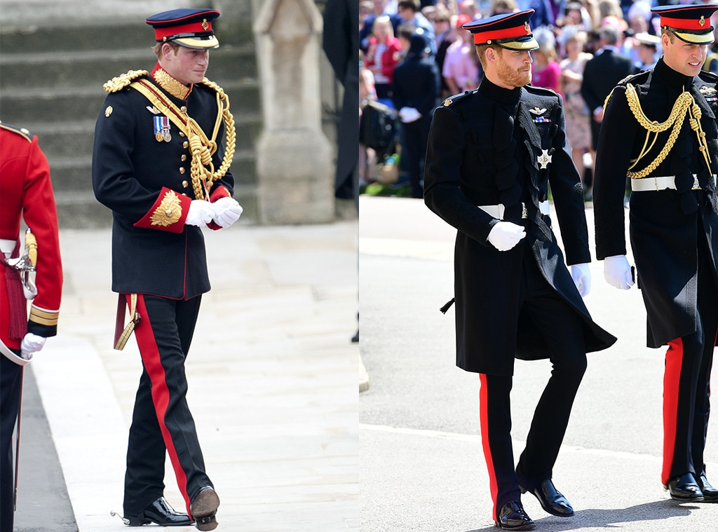 Prince Harry, Royal Wedding, Split