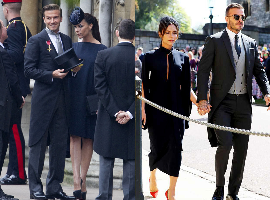 David Beckham, Victoria Beckham, Royal Wedding, Split