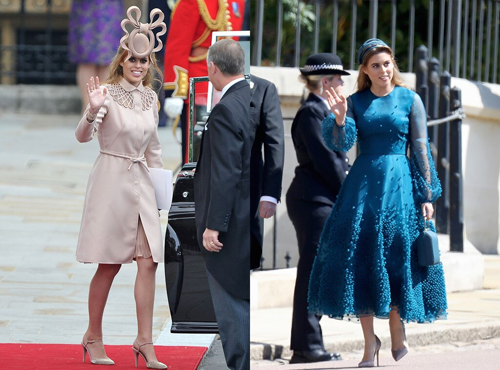 Princess Beatrice, Royal Wedding, Split