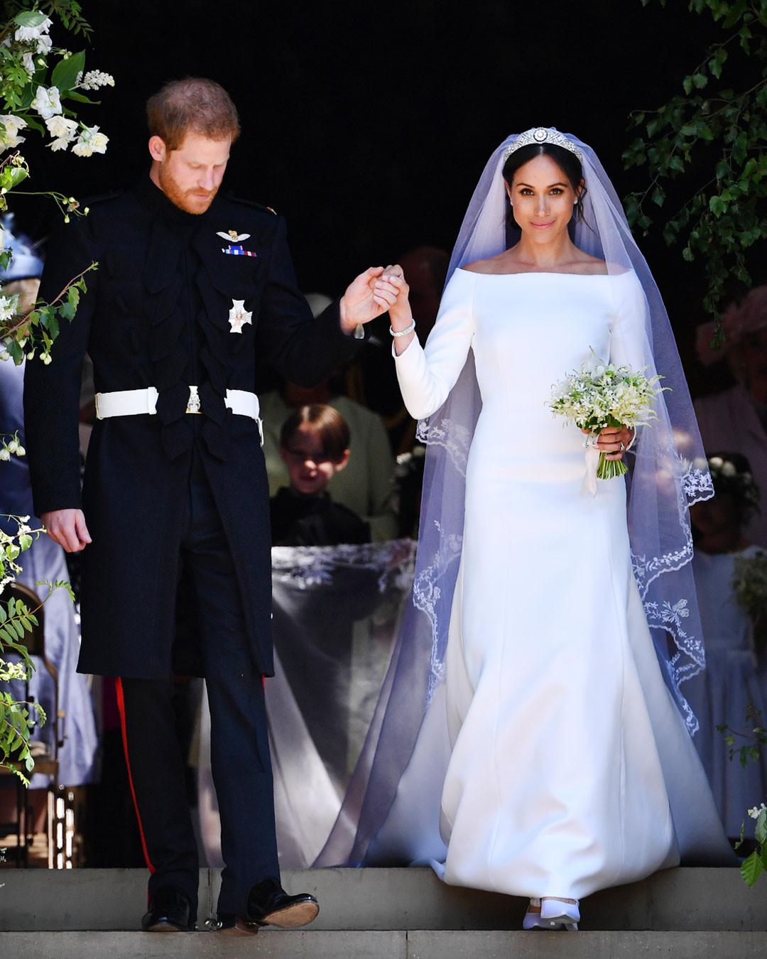 ESC: Prince Harry, Meghan Markle, Highs