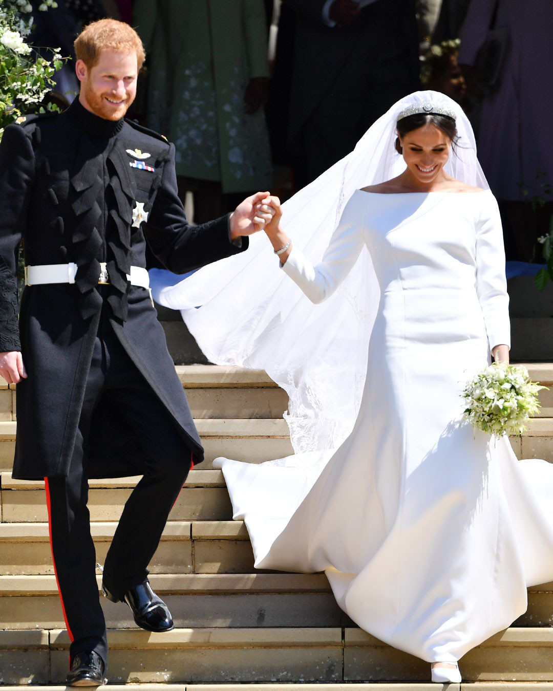 ESC: Prince Harry, Meghan Markle, Moments