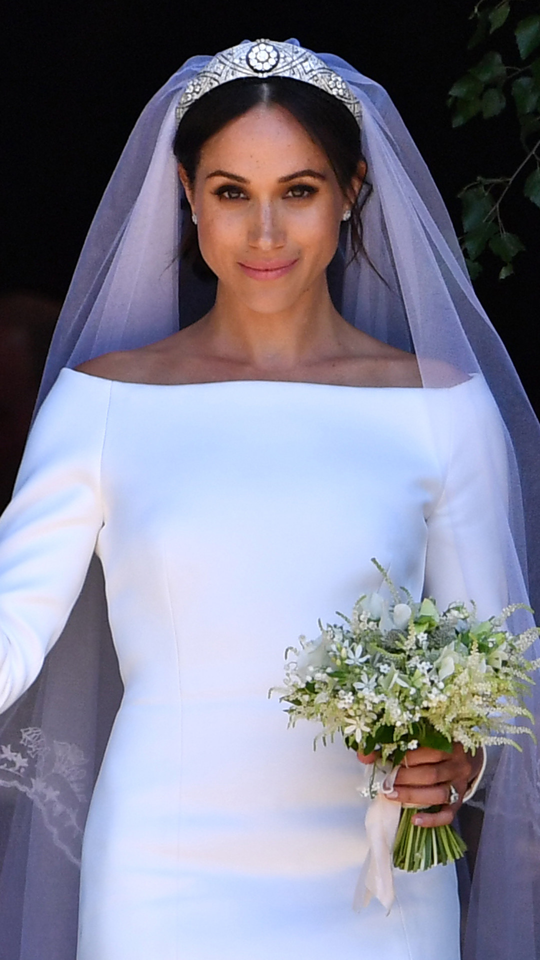 Image result for meghan royal wedding wedding dress