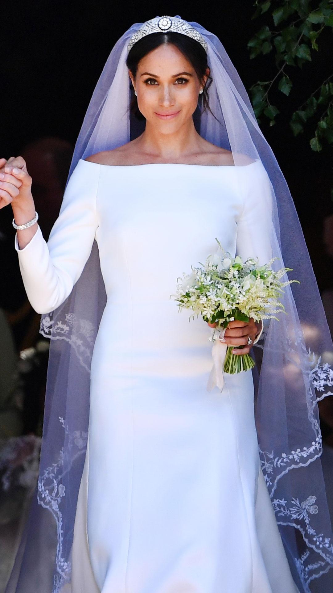 Vestido de novia princesa meghan