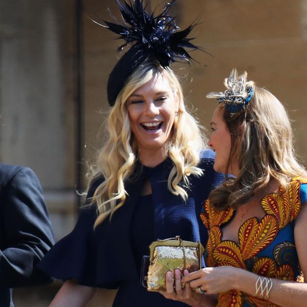 Chelsy Davy, Royal Wedding Arrivals
