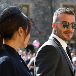Victoria Beckham, David Beckham, Royal Wedding