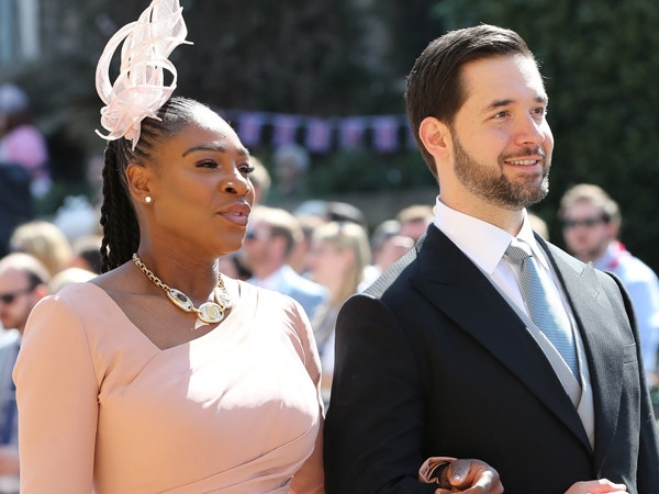 Celebrate Serena Williams and Alexis Ohanian's Wedding Anniversary With a Look Back at Their Sweetest Moments Together
