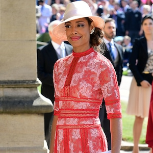 Gina Torres, Royal wedding Arrivals
