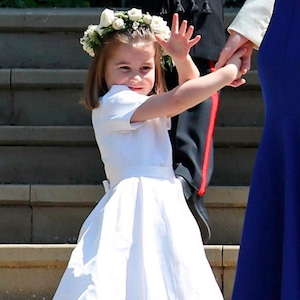 Bridesmaids, Page Boys, Princess Charlotte, Royal Wedding