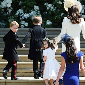 ESC: Kate Middleton, Prince George, Princess Charlotte