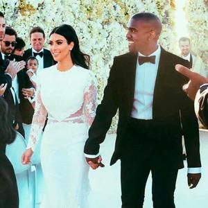 ESC: Kim Kardashian, Kanye West, Wedding, Kimye Wedding