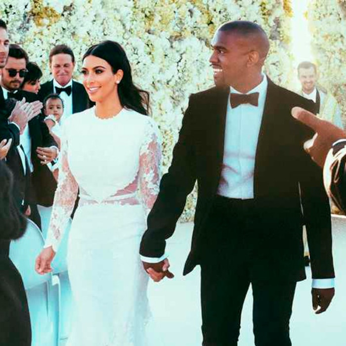 are kim and kanye dating july 2012