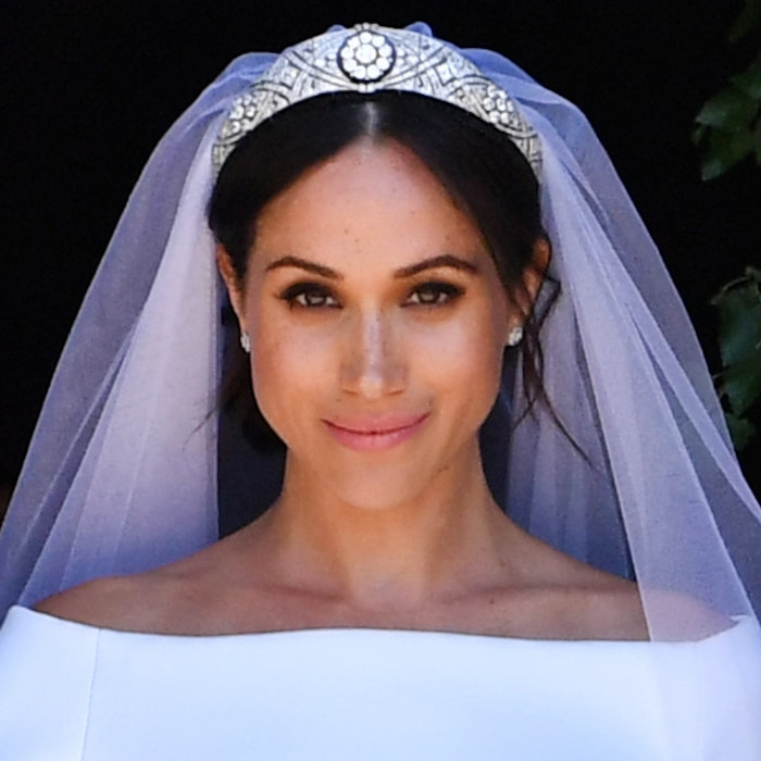 Meghan Markles Wedding Makeup Is Royally Gorgeous E News