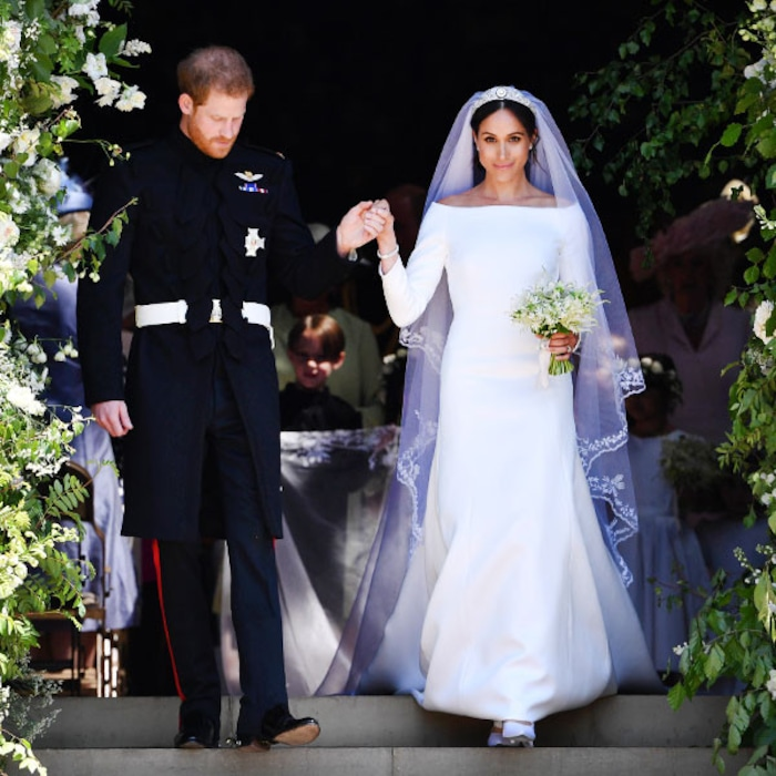 10 surprising stats about prince harry meghan markle s wedding e online prince harry meghan markle s wedding