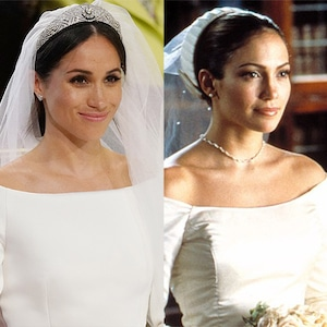 Meghan Markle, Jennifer Lopez, Royal Wedding, The Wedding Planner