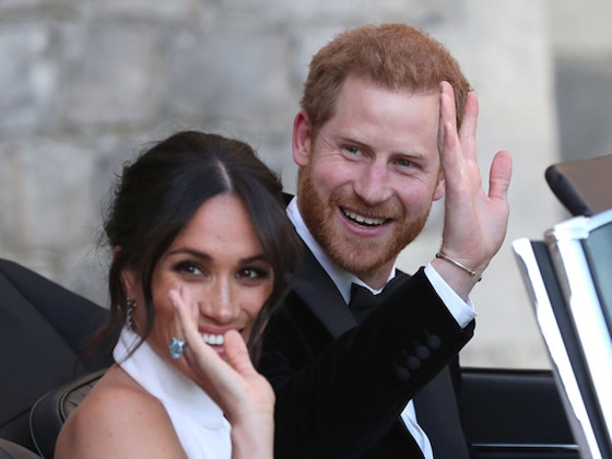Prince Harry and Meghan Markle's Baby Won't Be a Prince or Princess