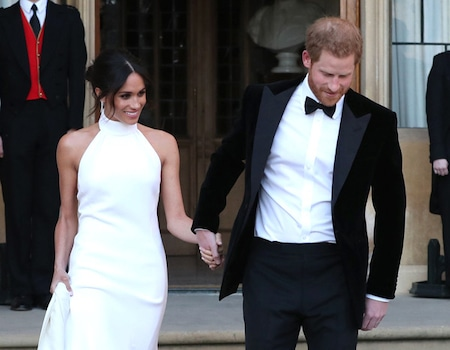 Inside Meghan Markle and Prince Harry's Exclusive Wedding ...