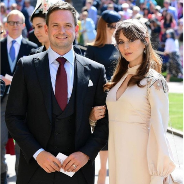 Celebrities Invited To Royal Wedding.Troian Bellisario From Royal Wedding Celebrity Guest S Best Social