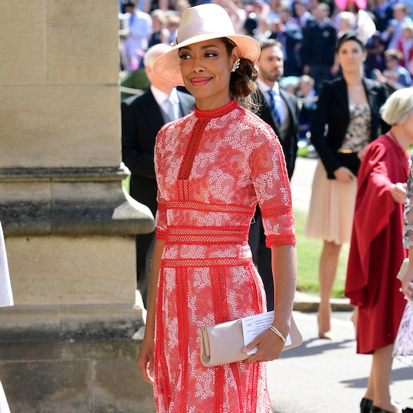 Gina Torres From Meghan Markle And Prince Harry's Royal