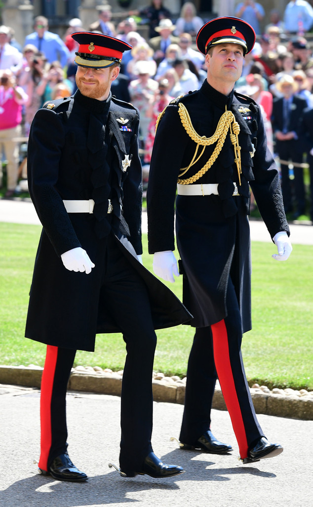 the meaning behind prince harry s royal wedding uniform e news