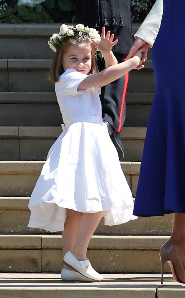 Bridesmaids, Page Boys, Princess Charlotte, Royal Wedding