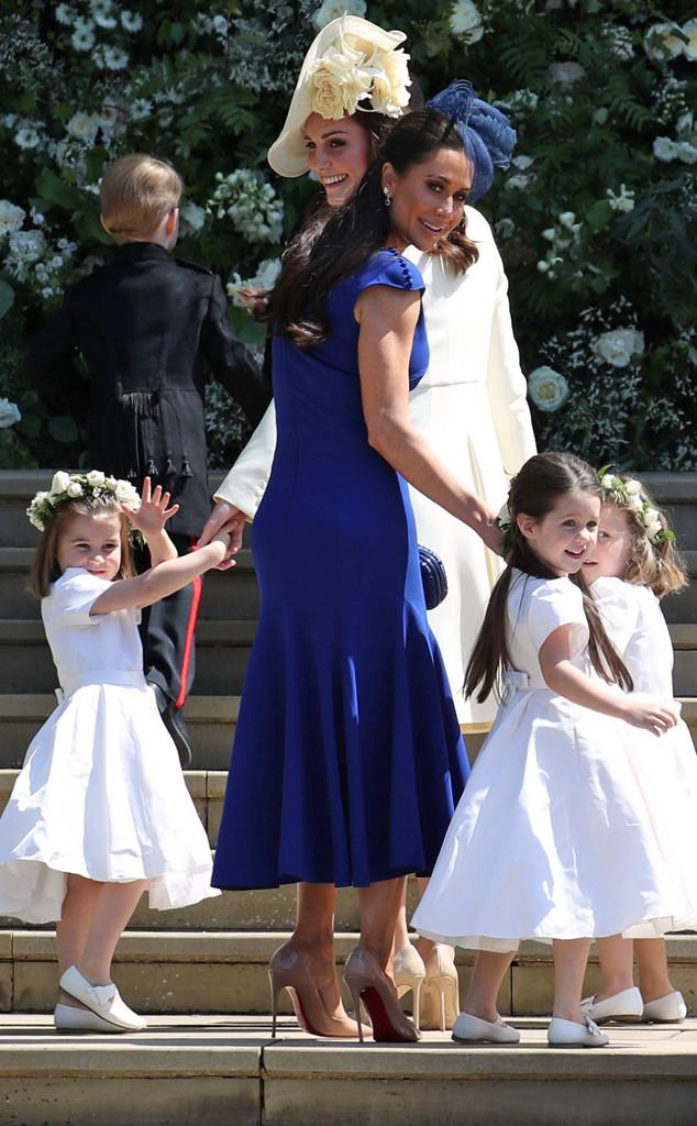 Bridesmaids, Page Boys, Royal Wedding