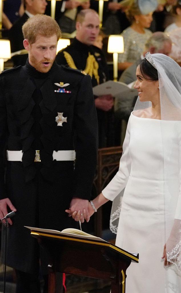 Meghan Markle, Prince Harry, Royal Wedding, Ceremony