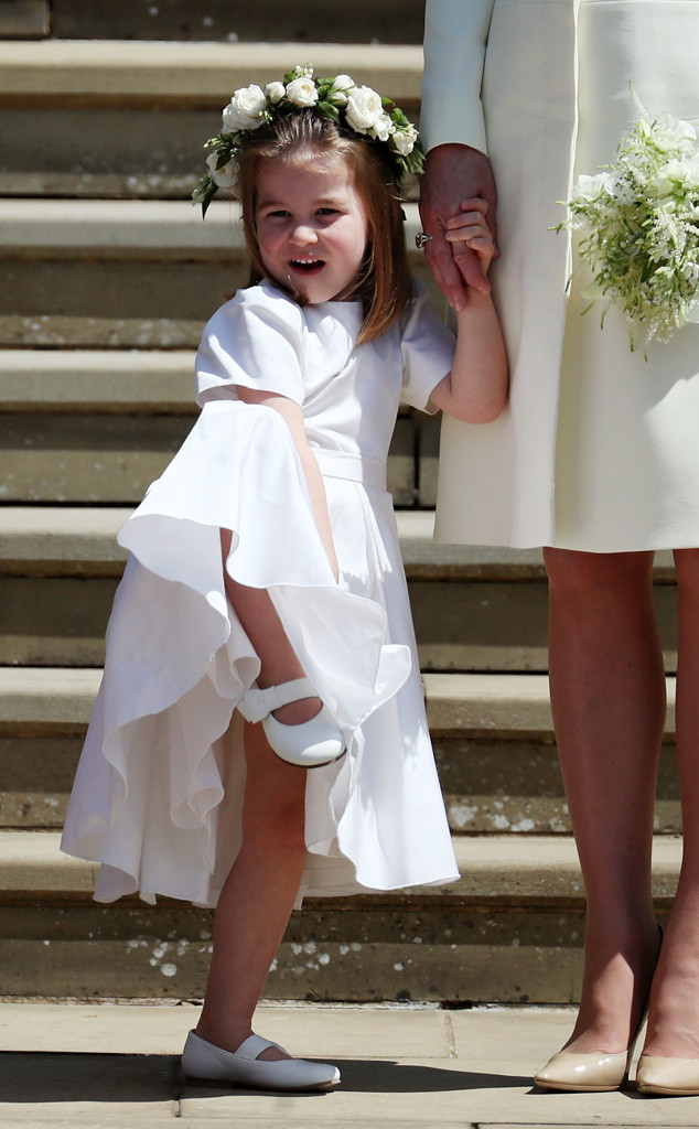Princess Charlotte, Royal Wedding