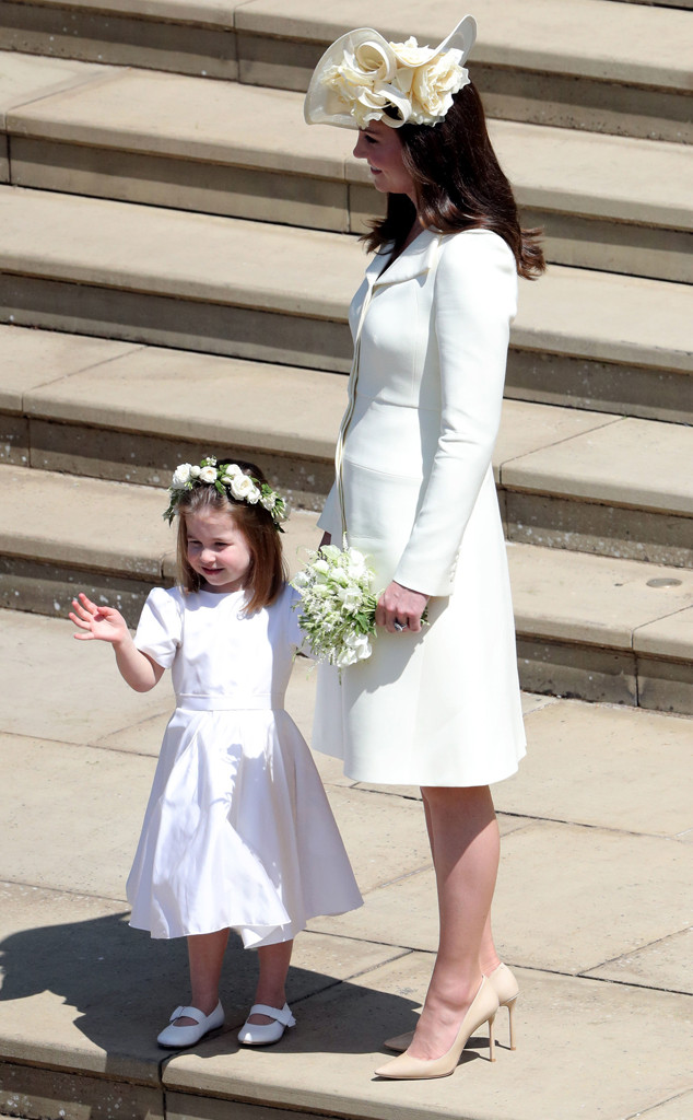 Kate Middleton, Princess Charlotte, Royal Wedding