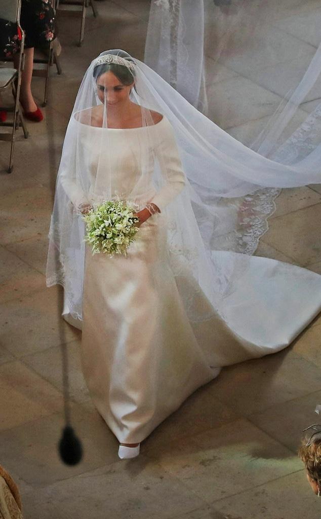 ESC: Meghan Markle, Wedding, fashion