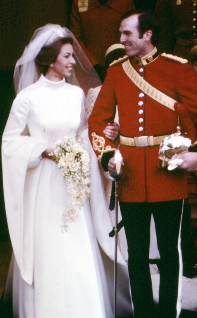 ESC: Princess Anne Wedding