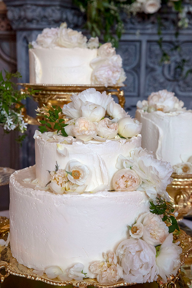 Royal Wedding, Cake