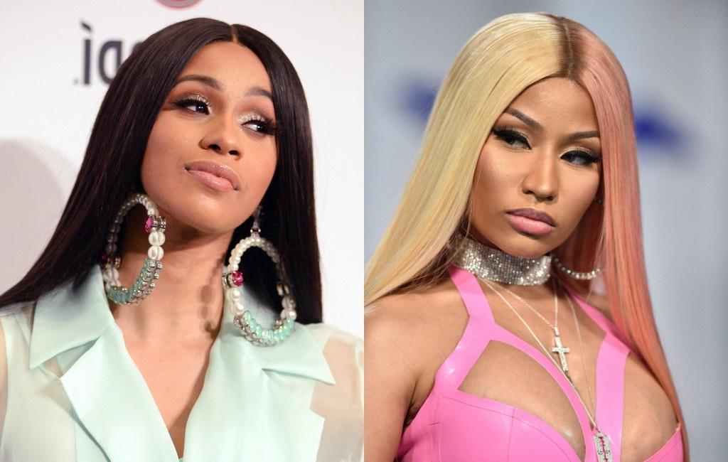 Cardi B, Nicki Minaj