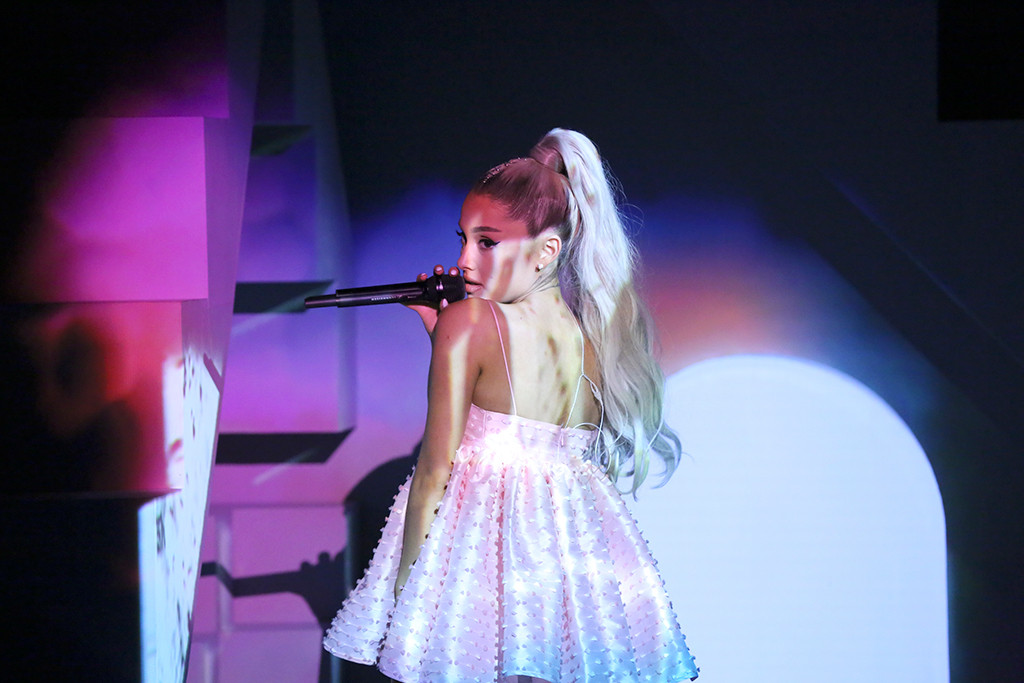 Ariana Grande, The Tonight Show