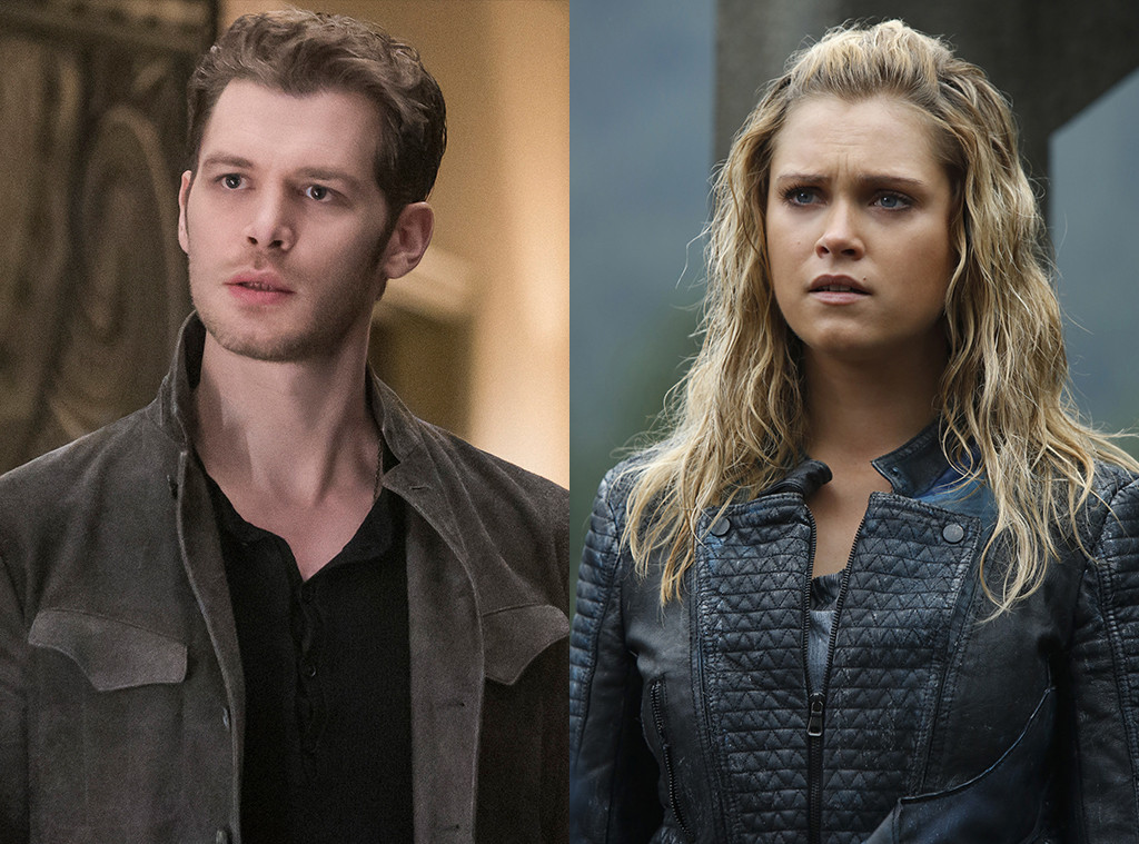 Joseph Morgan, Eliza Taylor, The Originals, The 100
