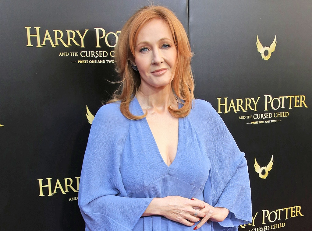 Harry Potter fan sites step back from Rowling over transgender views