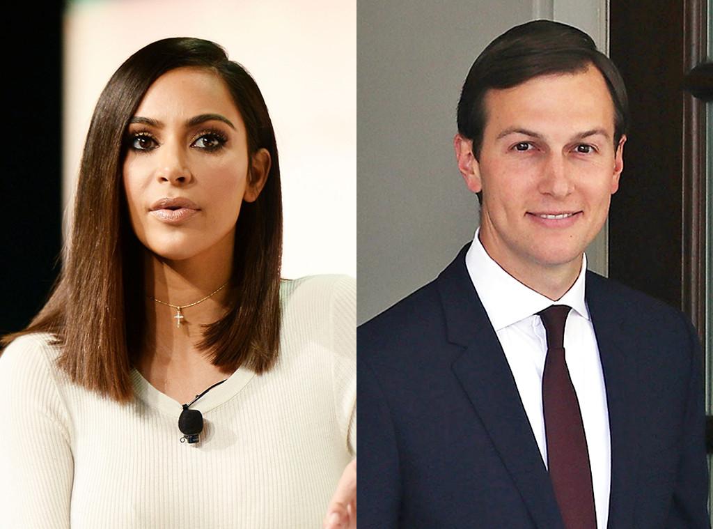 Kim Kardashian, Jared Kushner